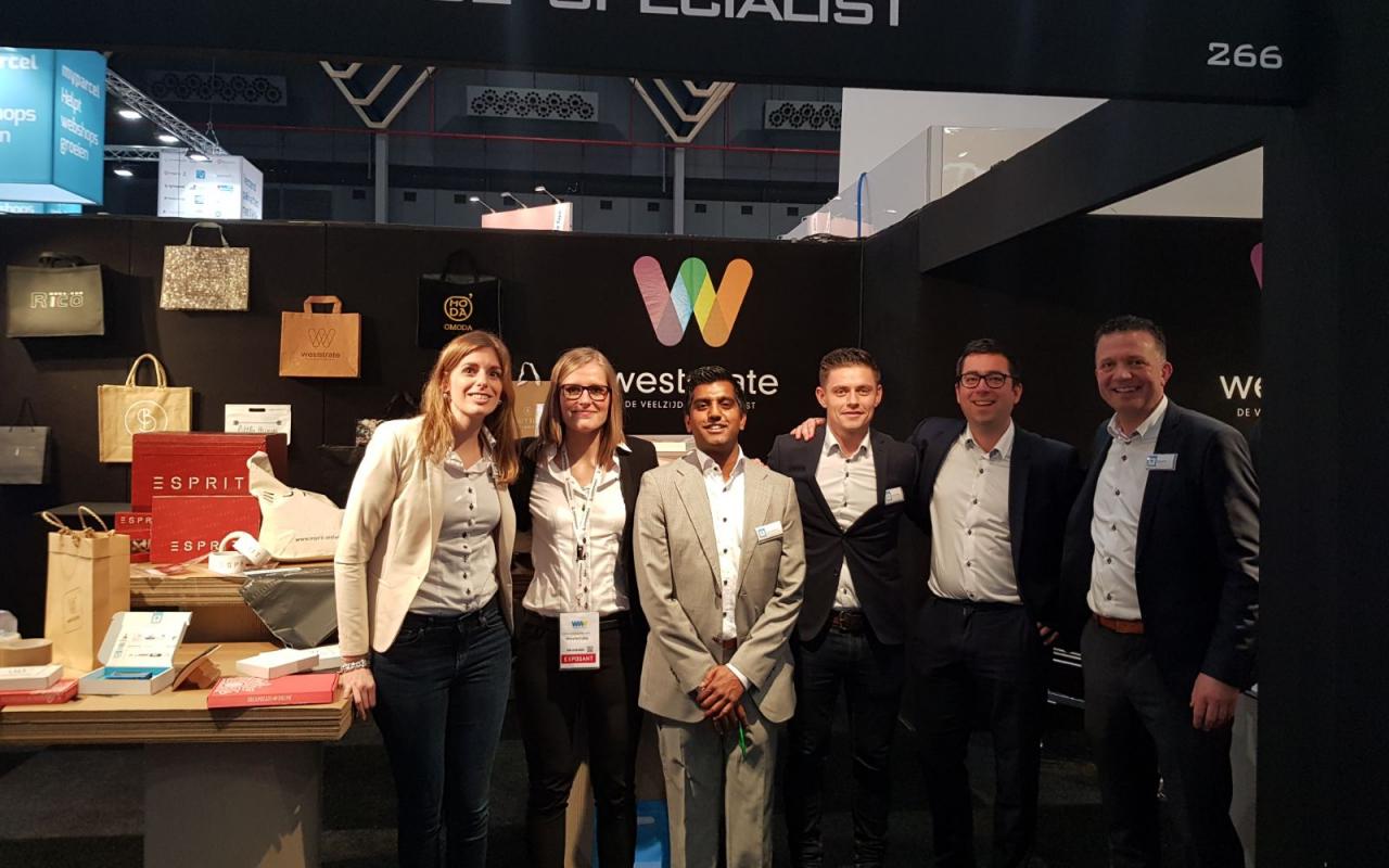 Weststrate  team Webwinkel Vakdagen 2018
