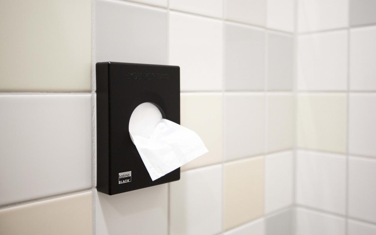 Toiletinrichting Satinio Black ADRZ