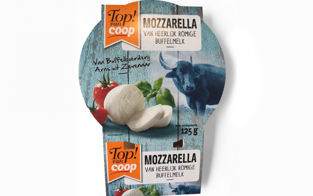 buffalo foods sleeves verpakkingen coop  weststrate
