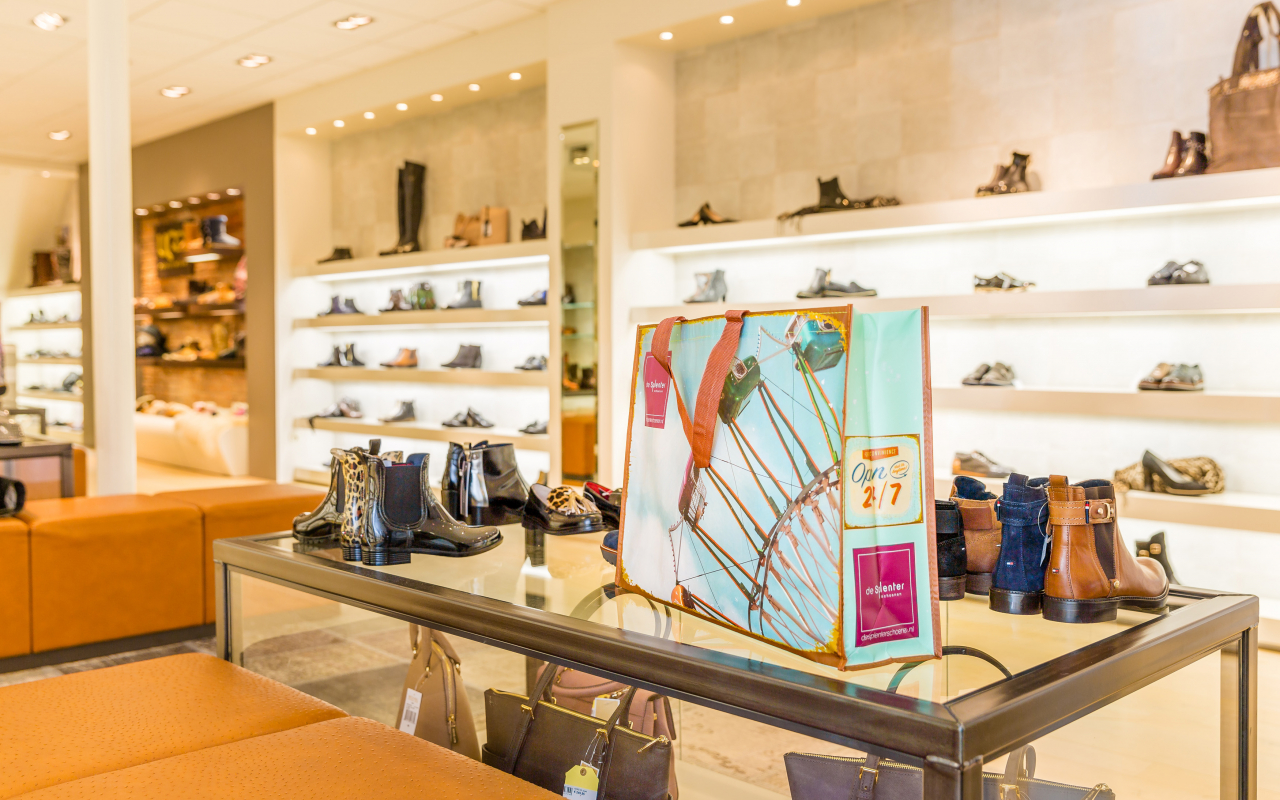 De Splenter Schoenen shoppers Weststrate