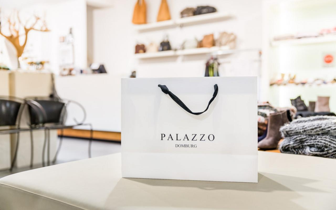 Papieren draagtas Palazzo