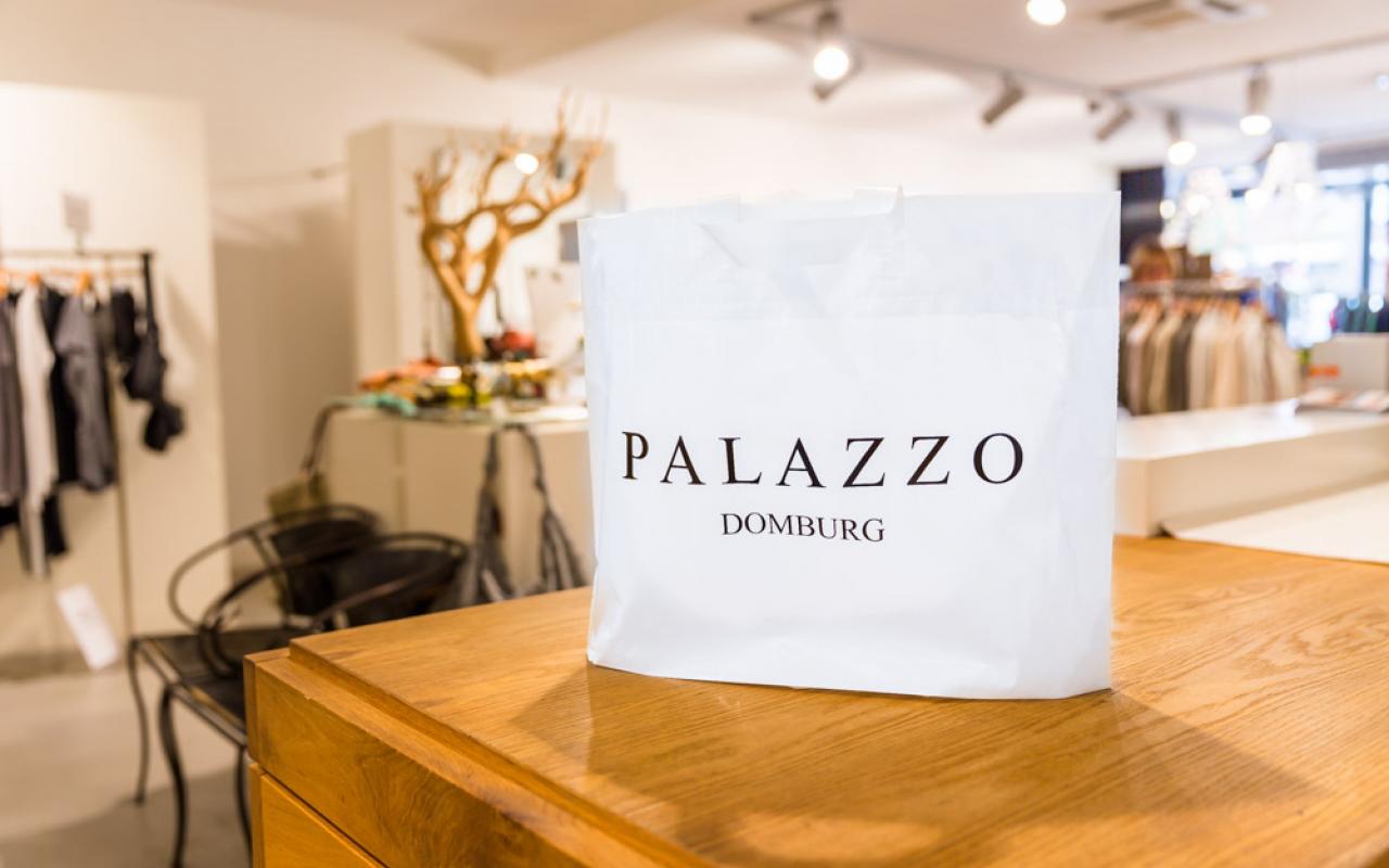 Palazzo Domburg Plastic Tas