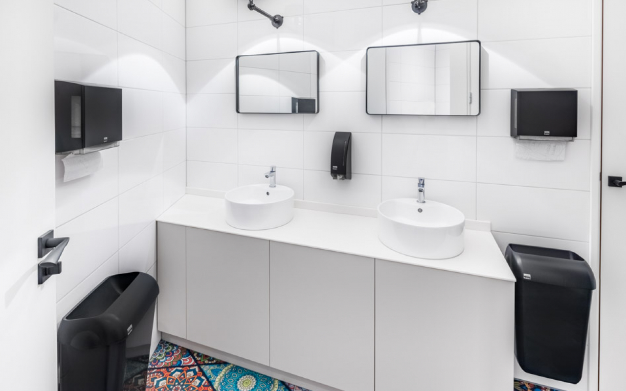 Weststrate project Satino Black de Boterkapel