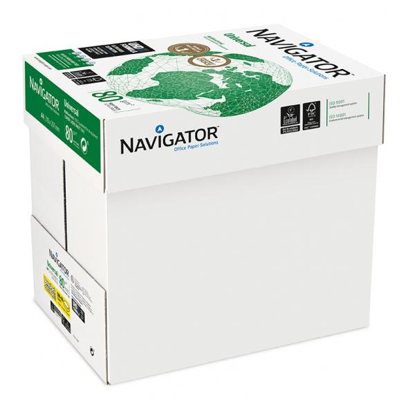 Navigator A4 80Gr Kopieerpapier BONUSPACK 550 vel