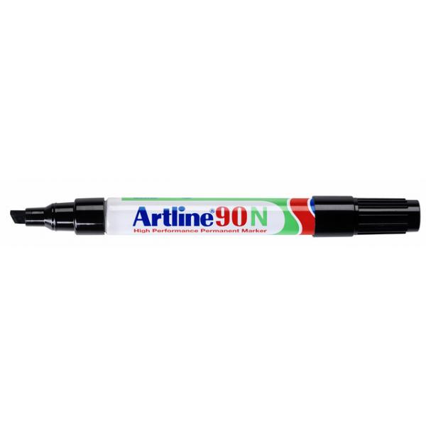 Viltstift artline 90 perm schuin 2-2.5mm zw