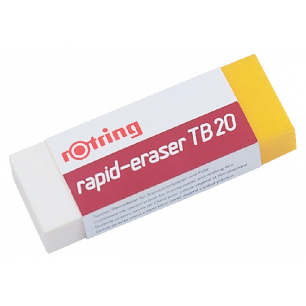 Gum rotring tb20 551320 potlood/inkt 65x23x10mm