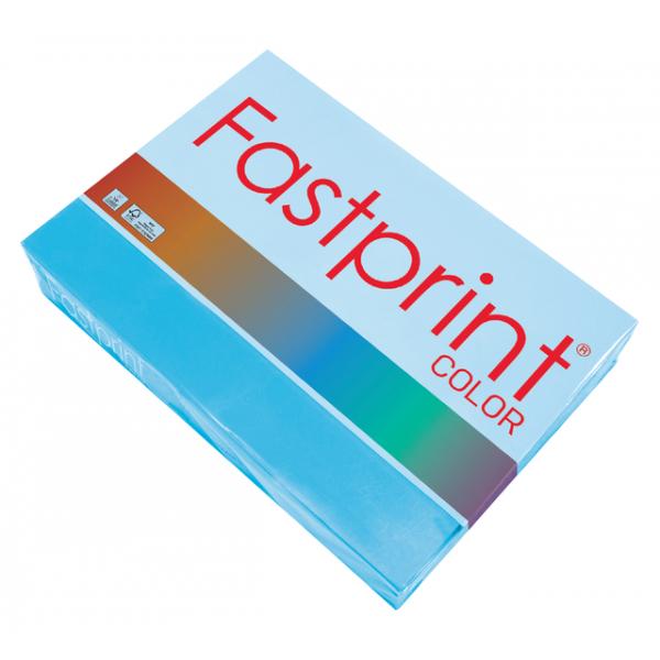 Kopieerpapier fastprint color a3 120gr azuurblauw