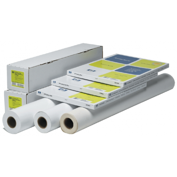 Inkjetpapier hp c6030c 914mmx30m 130gr