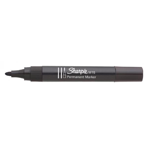Viltstift papermate m15 perm rond 1.8mm zwart