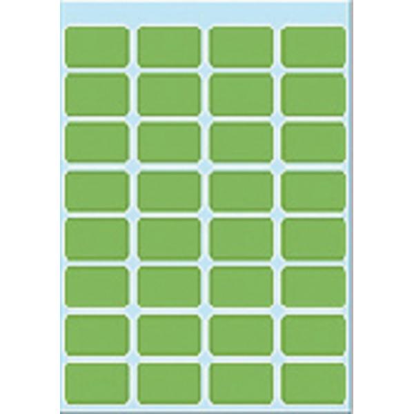 Etiket herma 3645 12x19mm 160st groen