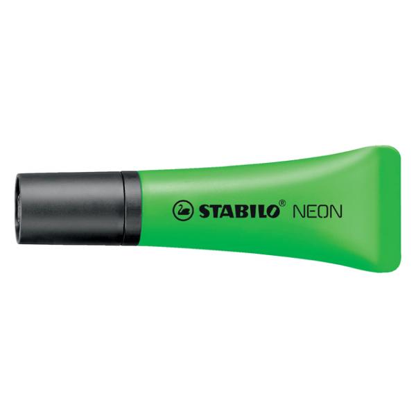 Markeerstift stabilo 72/33 neon groen(72/33)
