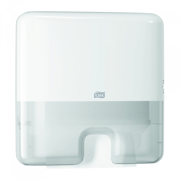 Tork Xpress, handdoek dispenser, mini, wit, H2, 552100
