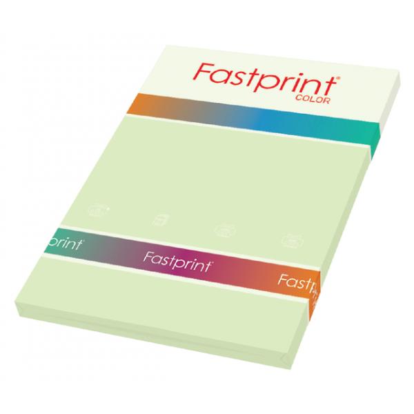 Kopieerpapier fastprint a4 160gr lichtgroen
