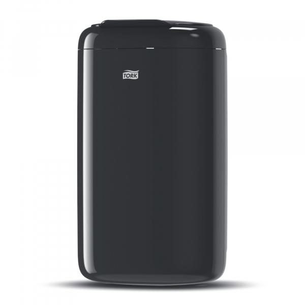 Tork, afvalbak, 5 liter, zwart, B3, 564008