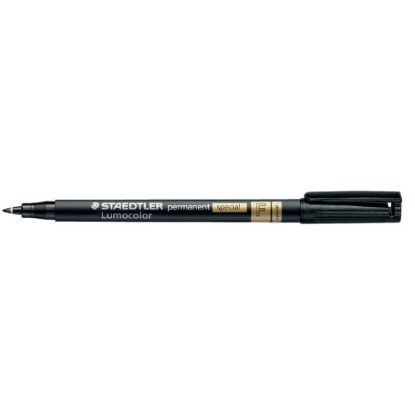 Viltstift staedtler ohp lumocolor special f 319 zw