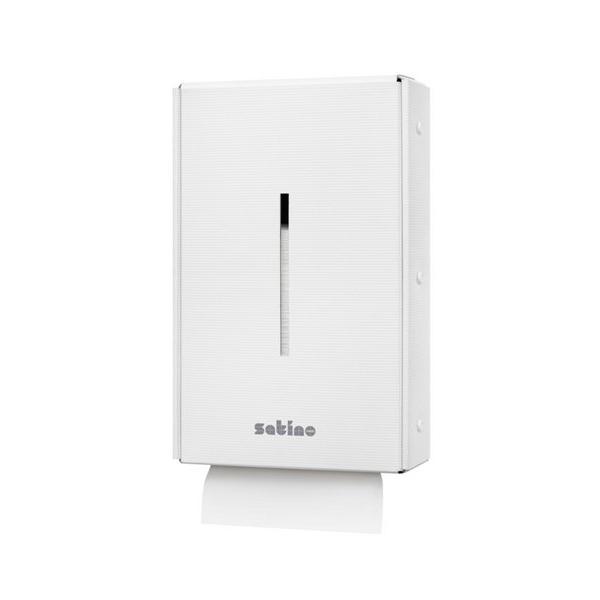 Satino, interfold, cardboard, dispenser, white, 332840 (6)