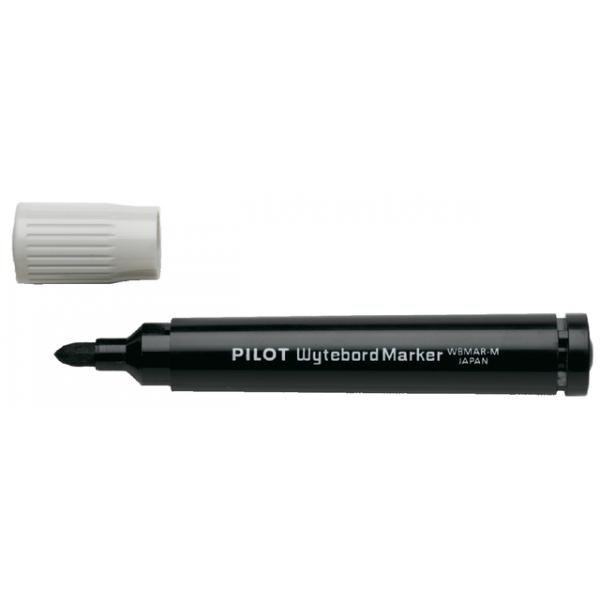 Viltstift pilot wbma-m whiteboard rond 1.8mm zwart