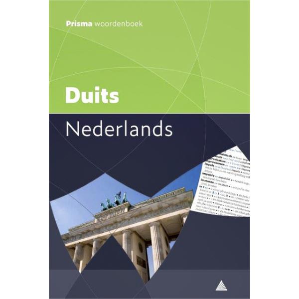 Woordenboek prisma duits-nederlands