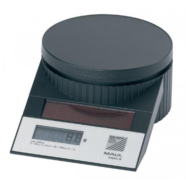 Briefweger maul 15120-90 digitaal 2000gr zwart