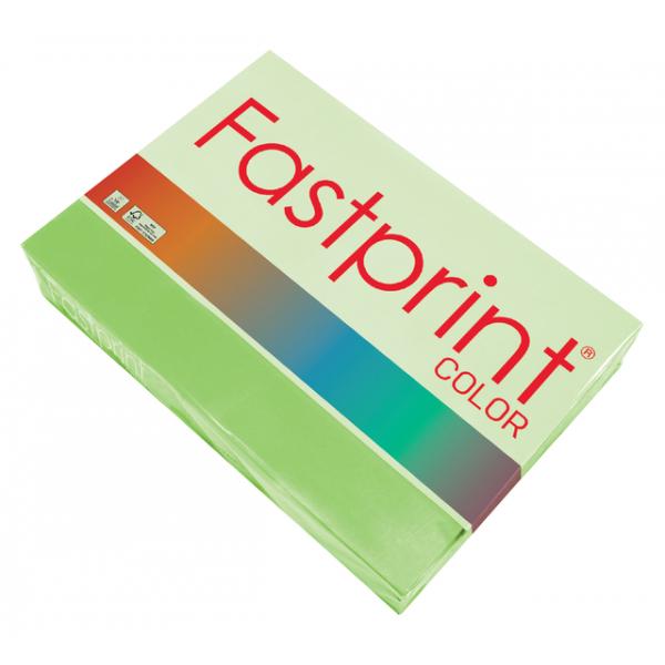 Kopieerpapier fastprint a4 80gr helgroen