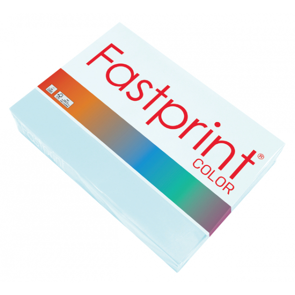 Kopieerpapier fastprint a3 80gr lichtblauw