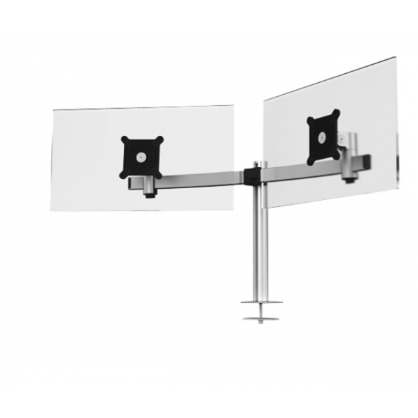 Monitorarm durable dubbel met bladdoorvoer(5086-23)