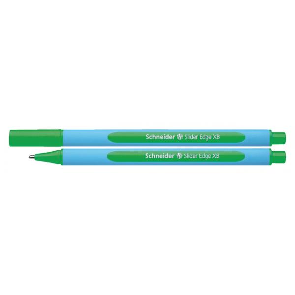 Balpen schneider slider edge xb groen(s-152204)