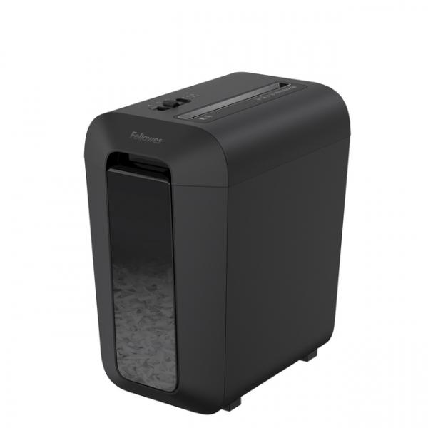 Papiervernietiger fellowes powershred lx65 4x40mm zwart(4400