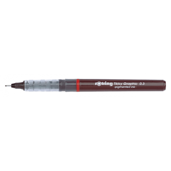 Fineliner rotring tikky graphic 0.3(s0814750)