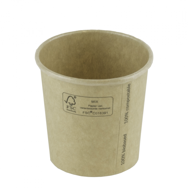 Kraft, koffiebeker, 4Oz, 62mm (2000 stuks)