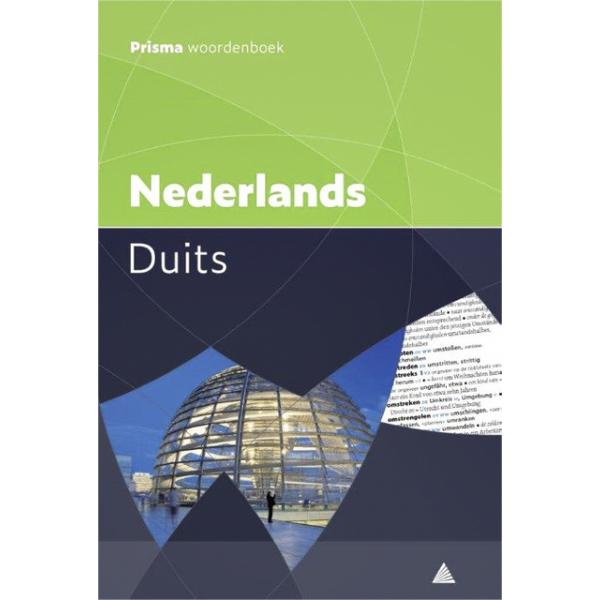 Woordenboek prisma nederlands-duits