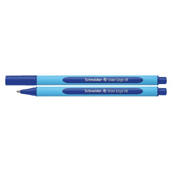 Balpen schneider slider edge xb blauw