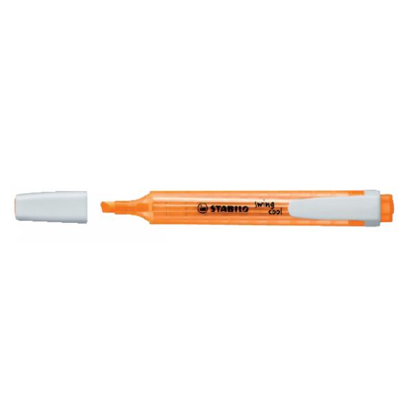 Markeerstift stabilo swing cool 1-4mm oranje