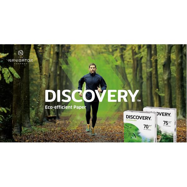Discovery A3 Kopieerpapier 75Gr Wit 500 Vel