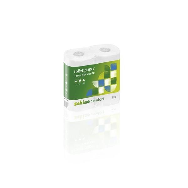 Satino Comfort, 062240, 2 laags toiletpapier, 200 vel (48r)