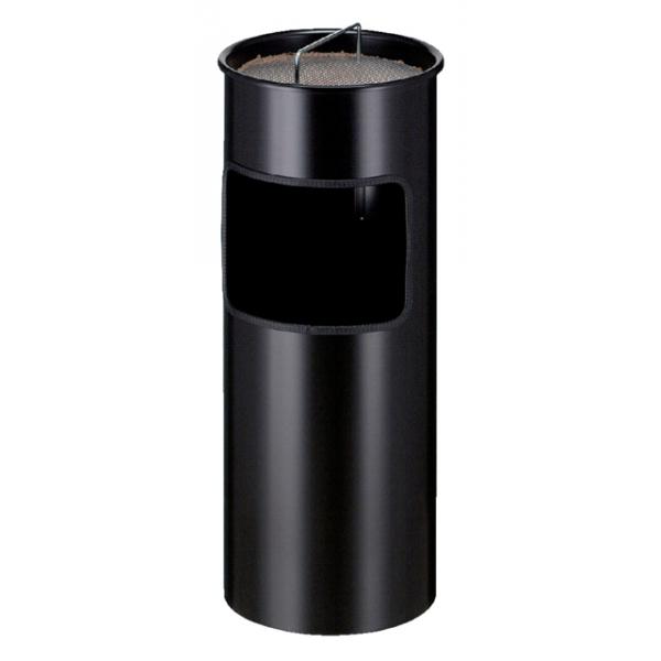 As-papierbak 30liter zwart(8713631003303)