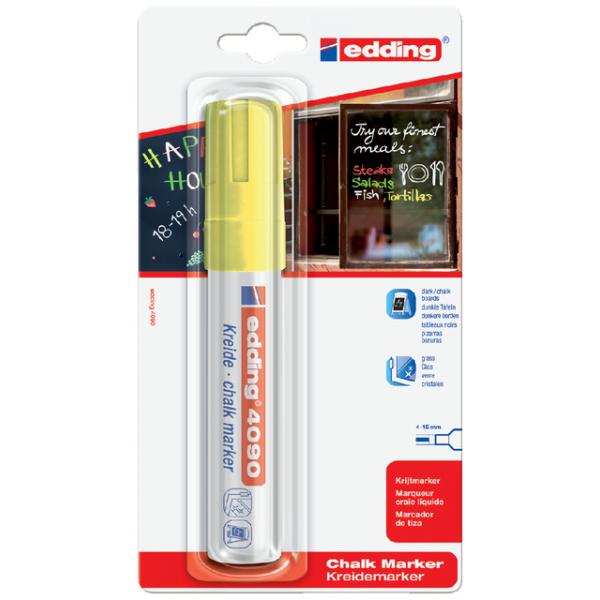Viltstift edding 4090 window schuin 4-15mm ne gl