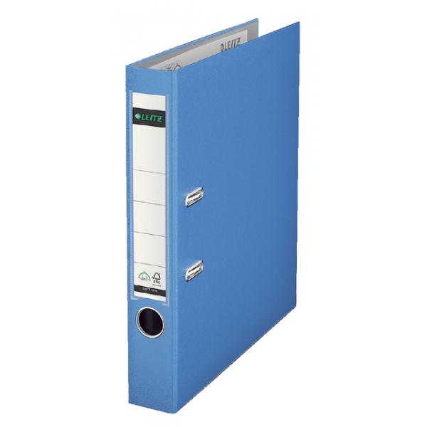 Ordner leitz 1015 a4 50mm pp lichtblauw(10155030)