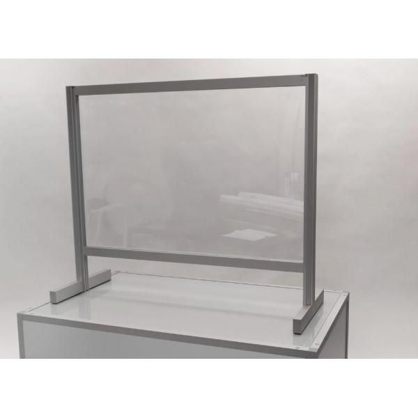 Kuchscherm Losstaand bureau systeem 896 x 340 x 750 mm