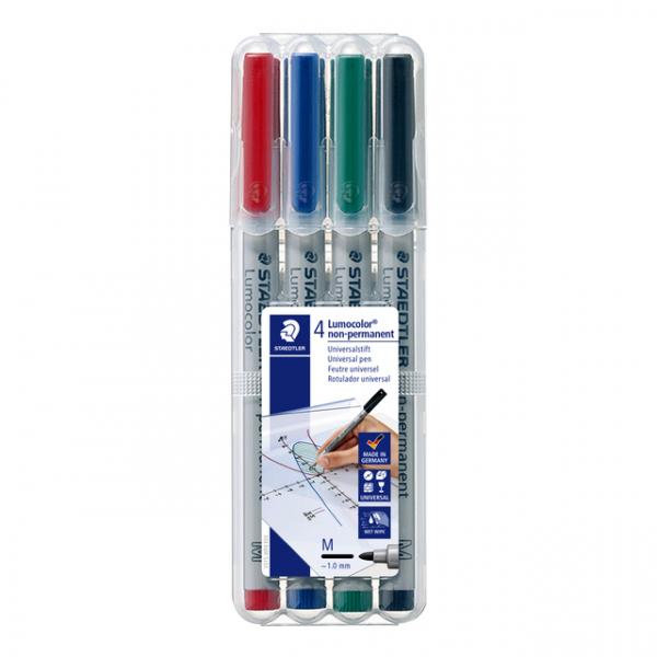 Viltstift staedtler ohp lumocolor m 315 wp4