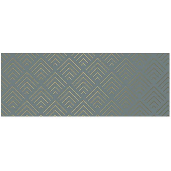 Cadeauzakje,12x19cm, Spirograph gold (200 stuks)