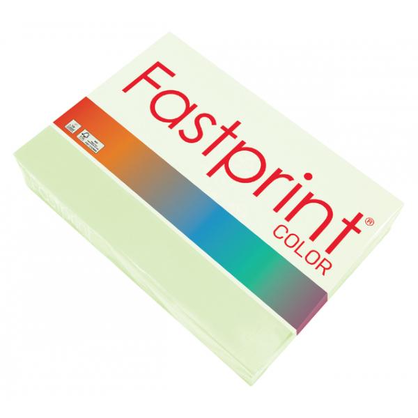 Kopieerpapier fastprint a4 80gr lichtgroen