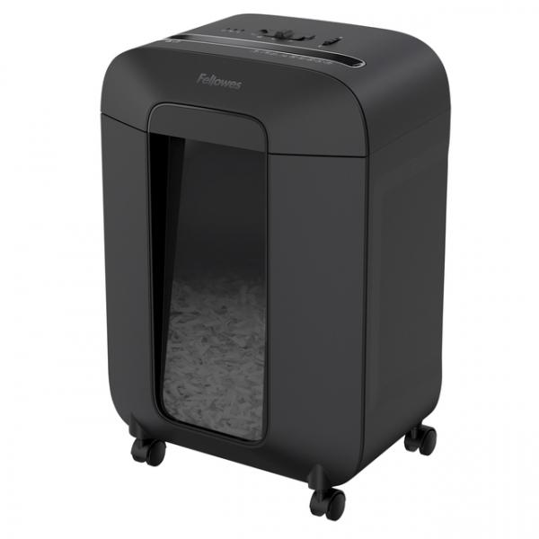 Papiervernietiger fellowes powershred lx85 4x40mm zwart(4400