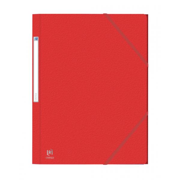 Elastomap oxford eurofolio a4 rood(400126504)