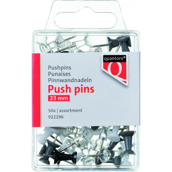 Push pins quantore assorti(922296)