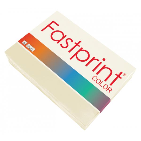 Kopieerpapier fastprint a4 80gr roomwit
