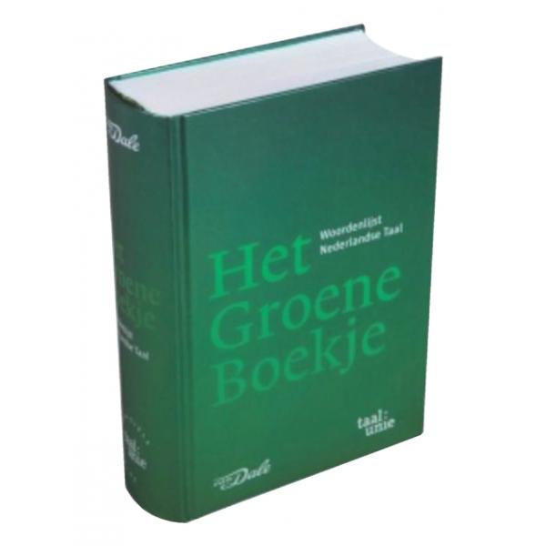 Groene boek koenen nederlandse taal