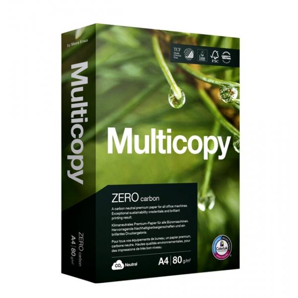 Kopieerpapier multicopy 80gr a4 wit
