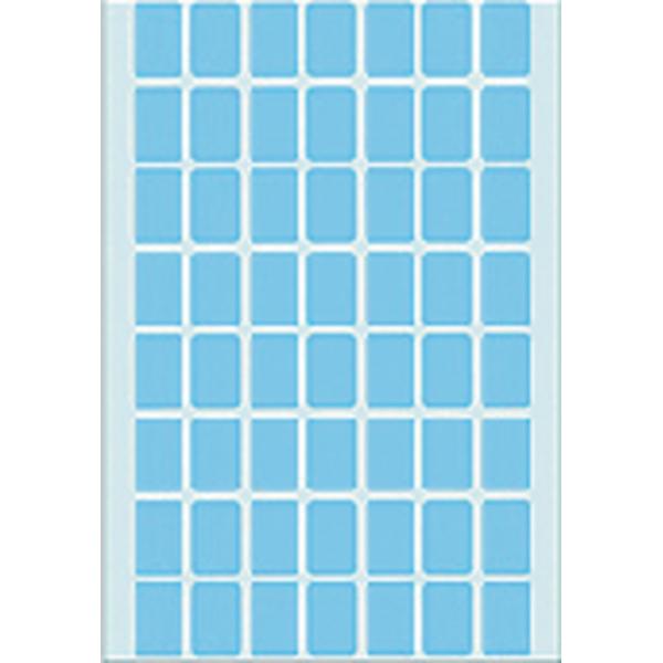 Etiket herma 2343 12x18mm 1792st blauw