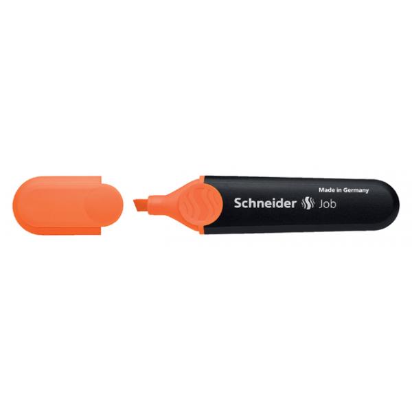 Markeerstift schneider uni oranje